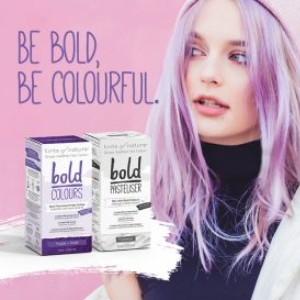 Be bold Be colourfull